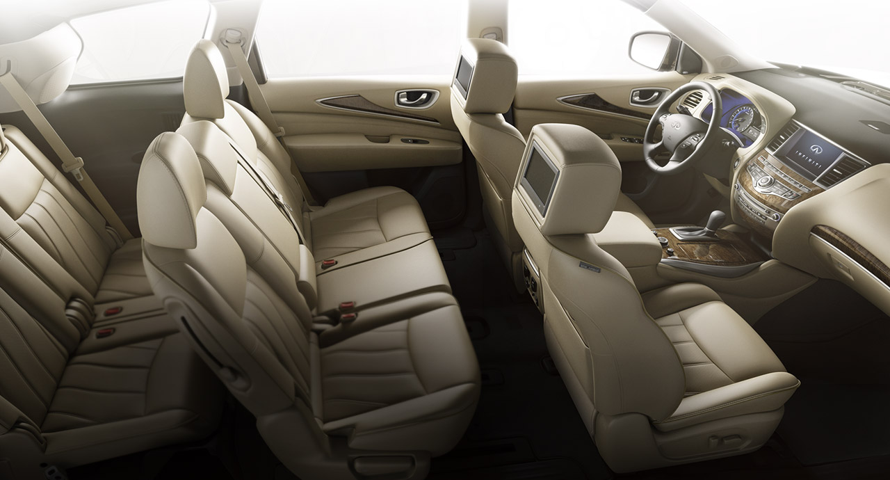 Infiniti Qx60 Seating Capacity >> Review 2015 Infiniti Qx60 Awd Bestride
