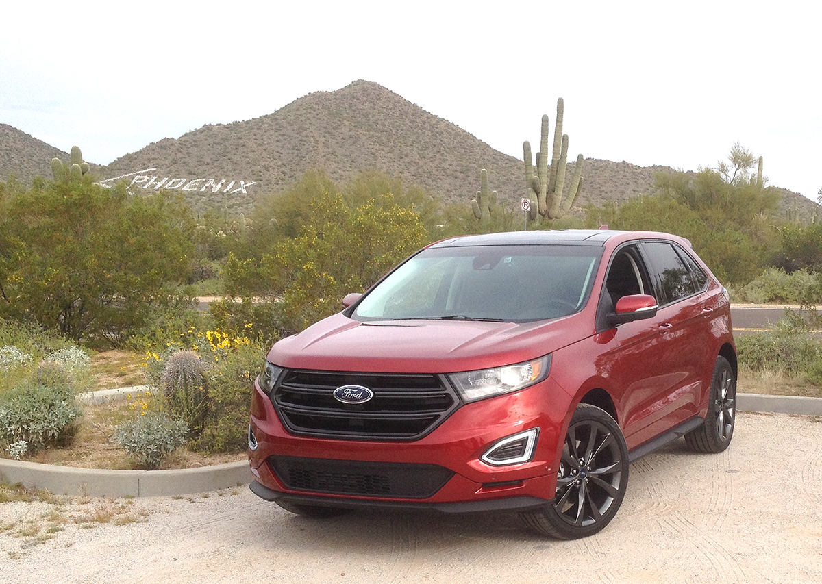 Preview 2015 Ford Edge Is A Mix Of Great Engines And