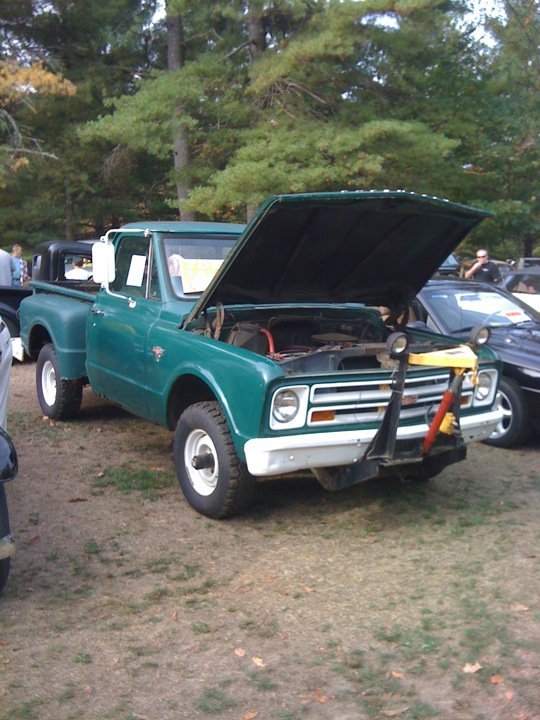 amherst car swap meet