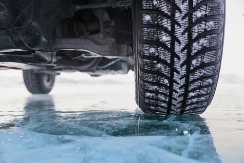 Ice-tire