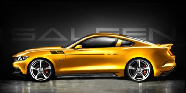 2016 S302 Saleen Mustang — Hellcat Beater?