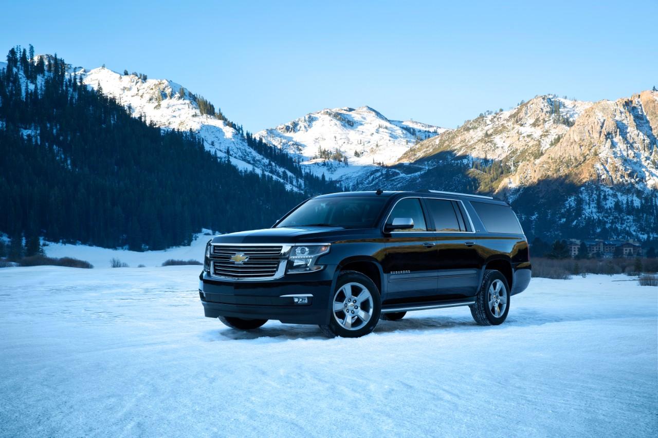 GM truck sales way up