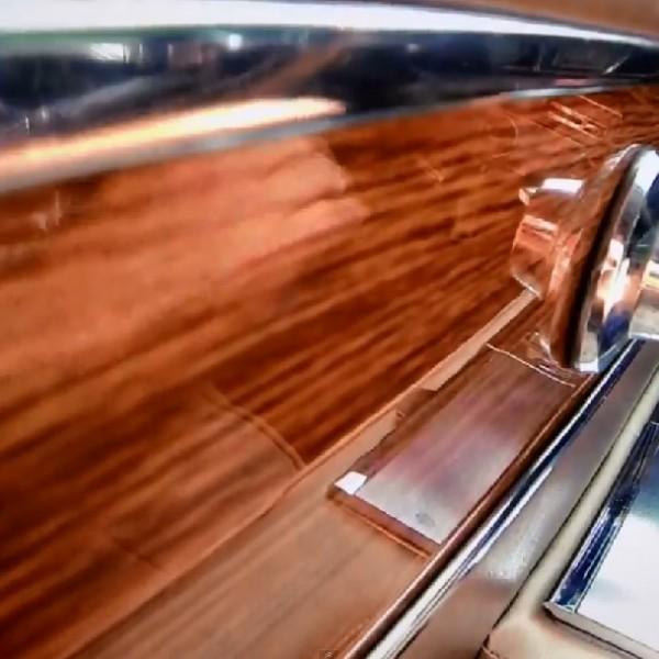 Wheeler Dealer Laminate Continental water transfer print