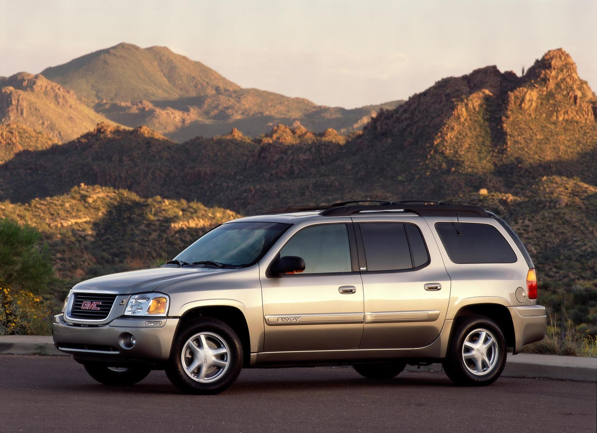 Gmc Envoy Recalls On 1999 Ford Expedition