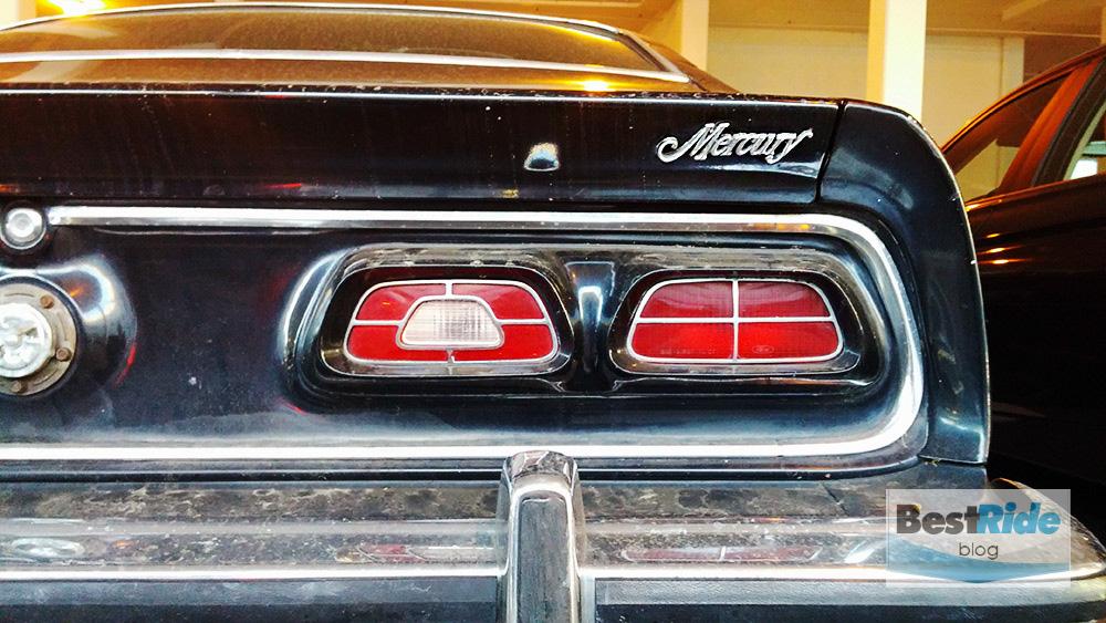 STREETSIDE: 1975 Mercury Comet - Jumbo Bumpers | BestRide