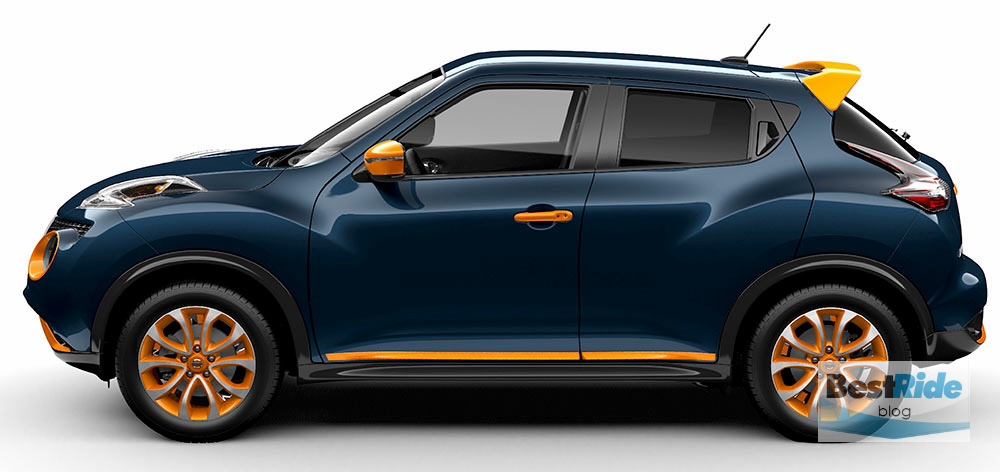 "JUKE Color Studio offers owners bold new way to ""make it yours"""