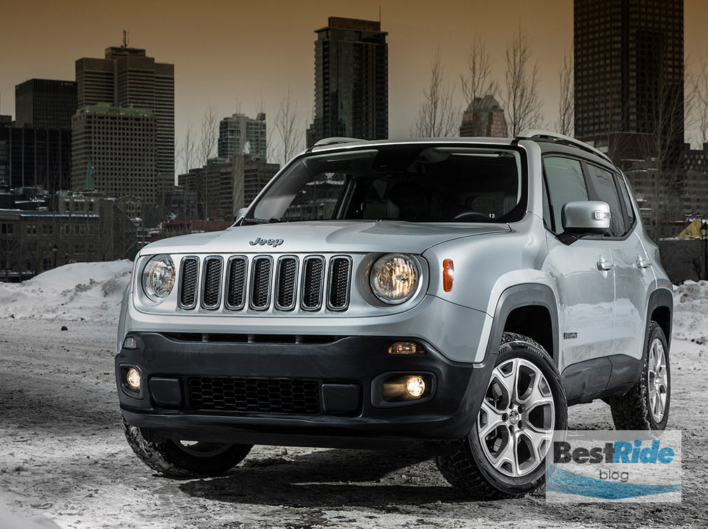 All-new 2015 Jeep® Renegade Limited