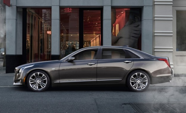 First 2016 Cadillac CT6 Up for Charity Auction in Palm Beach