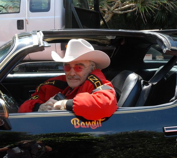 The Bandit's At It Again: Burt Reynolds Is Selling Another