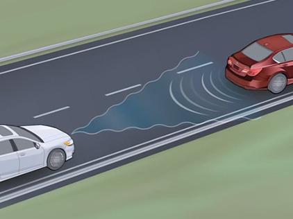 Acura Forward Collission Prevention