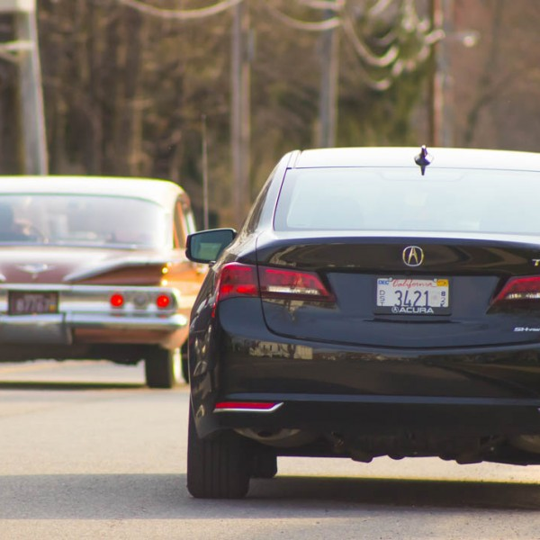 REVIEW: 2015 Acura TLX SH-AWD