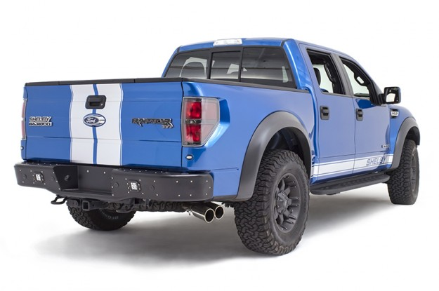 Meet the Shelby Baja 700 F-150
