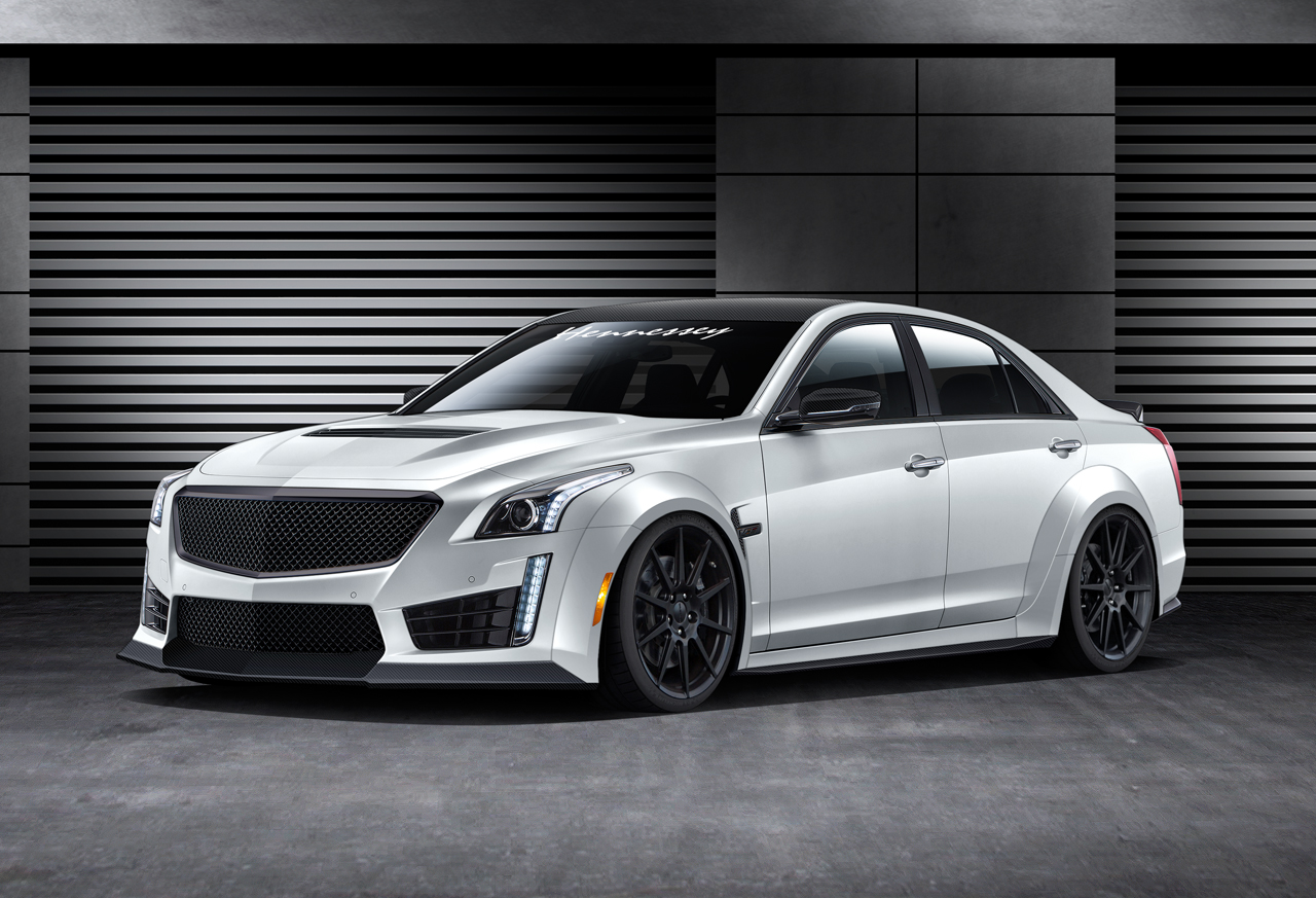 Hennessey Performance Engineering To Build a 40,40 HP 20406 ...