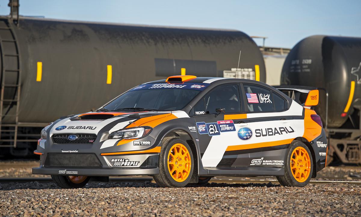 2015 New York International Auto Show: Subaru STI Performance ...