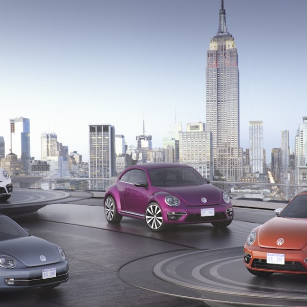 2015 New York International Auto Show: Volkswagen Concept