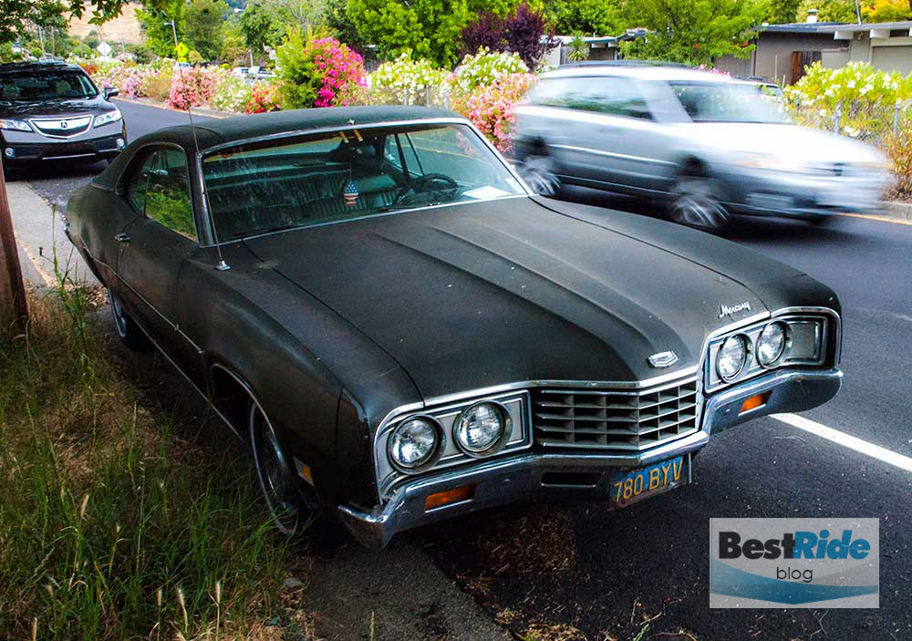 Blog Post Streetside 1971 Mercury Montego Mx Brougham