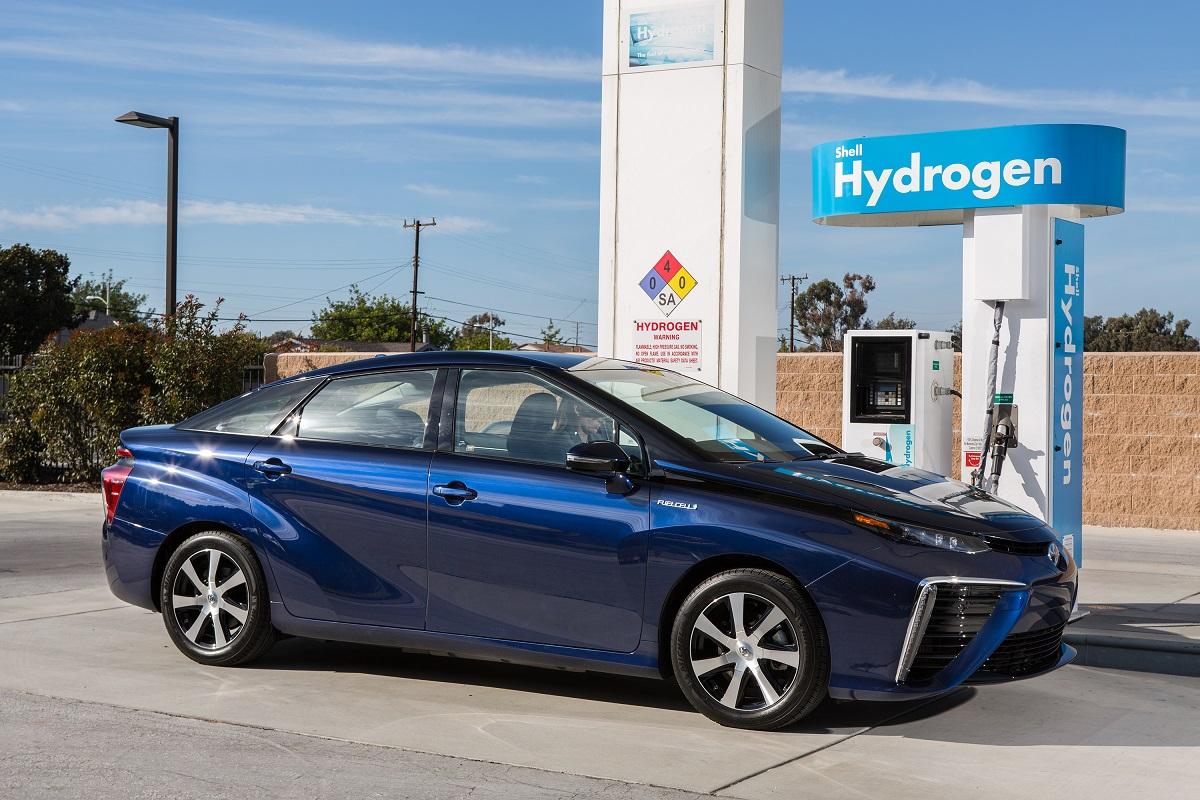 fuel cell vehicles not bullshit