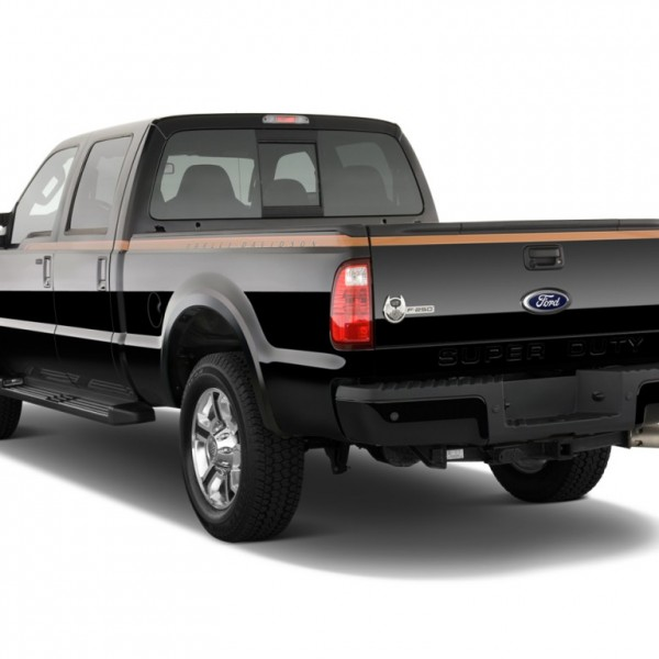 2010 Ford Ranger Super Cab Exterior: 2003 To 2010 Ford F-250 And F-350 Owners: Theives Are