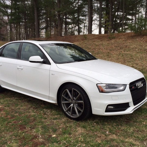 REVIEW: 2015 Audi S4 Is A Sports Car To Love
