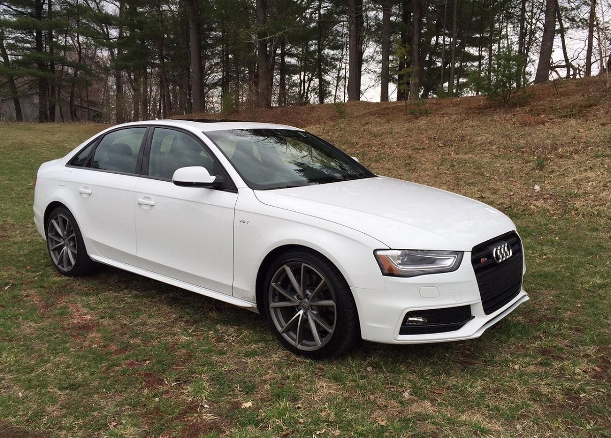 2015 Audi S4 Front