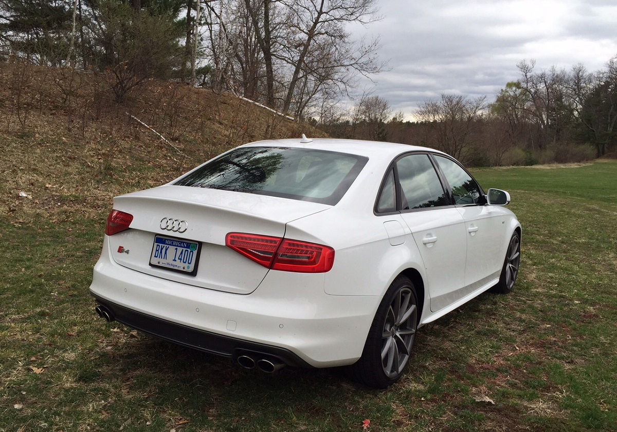 review: 2015 audi s4 is a sports car to love | | bestride