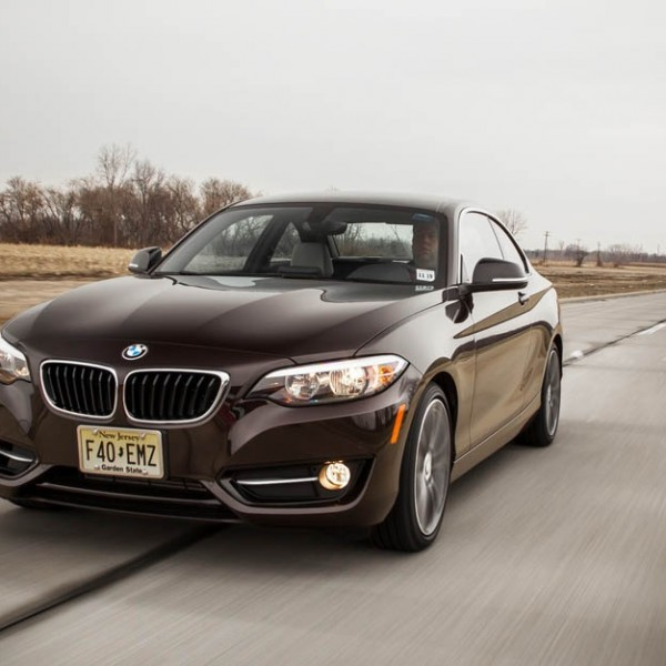 Bmw Xdrive Meaning: REVIEW: BMW 228i XDrive Coupe