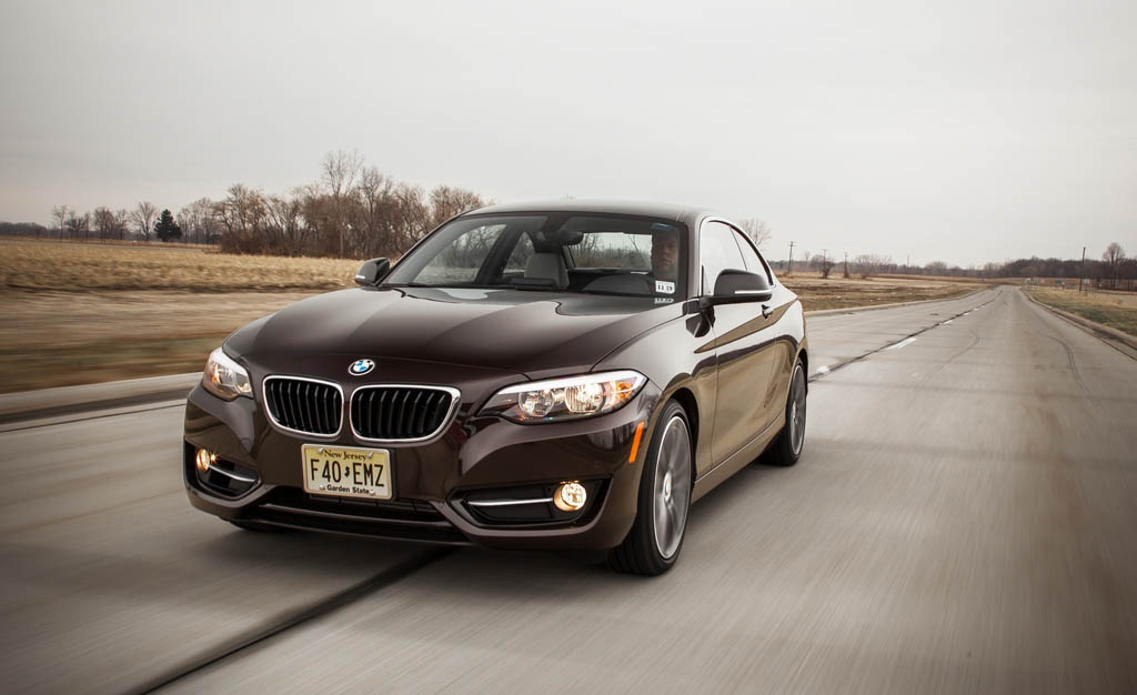 BMW 228I Xdrive >> REVIEW: BMW 228i xDrive Coupe | BestRide
