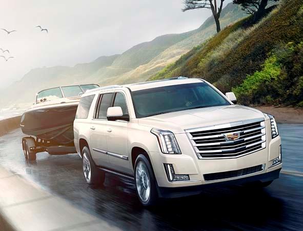 REVIEW: 2015 Cadillac Escalade Platinum
