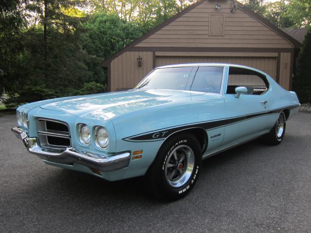 1972 pontiac le mans - photo #22