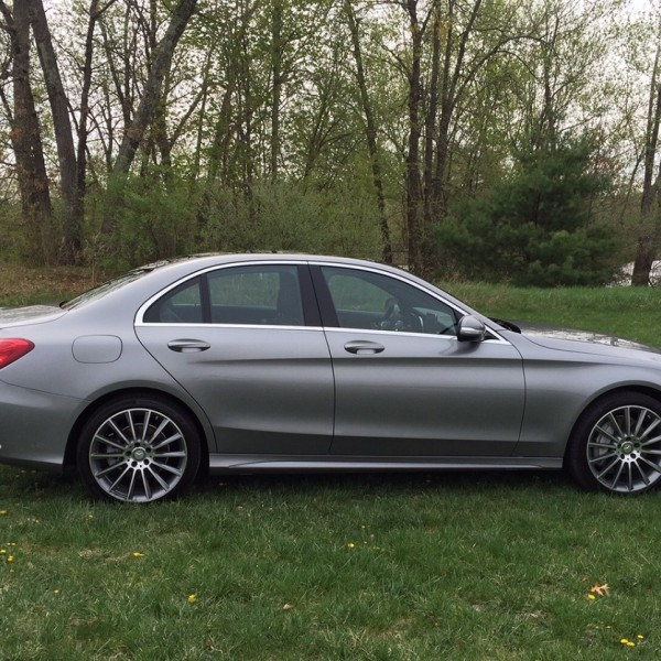2015 Mercedes-Benz C300: Luxury And Performance In A Well