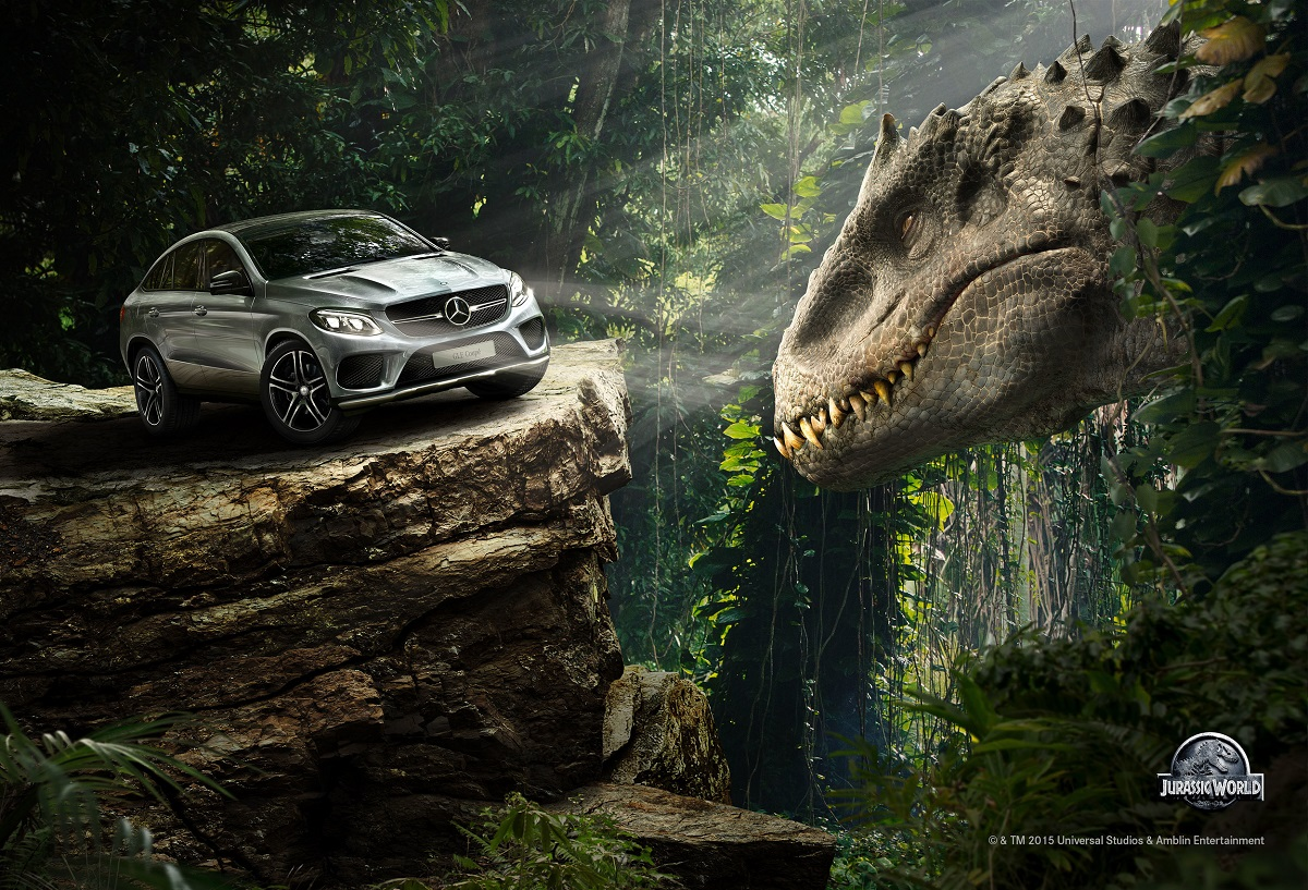 Mercedes-Benz Jurassic World