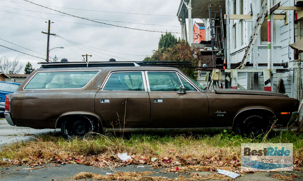 FOUND ON CRAIGSLIST: 1970 AMC Ambassador DPL Wagon