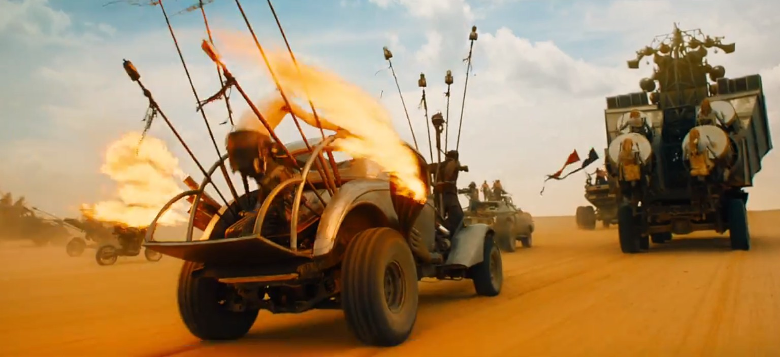 review mad max fury road bestride. Black Bedroom Furniture Sets. Home Design Ideas