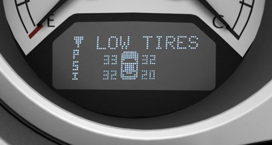mercedes tire pressure monitoring system inoperative