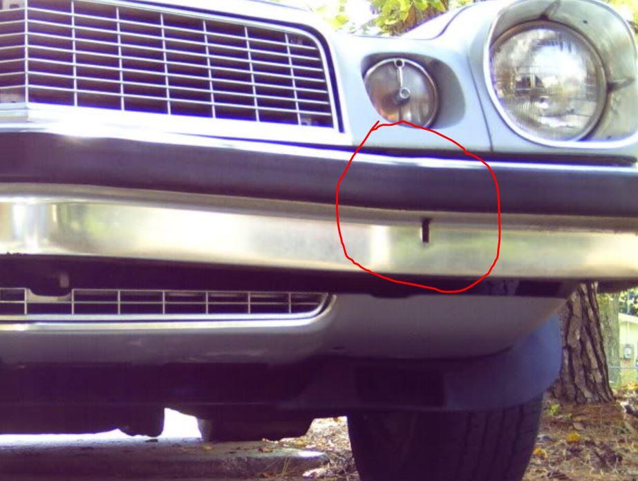 10 Things Old - Camaro Bumper LEAD