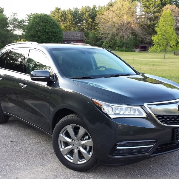 REVIEW - 2016 Acura MDX Is Perfect Where It Counts