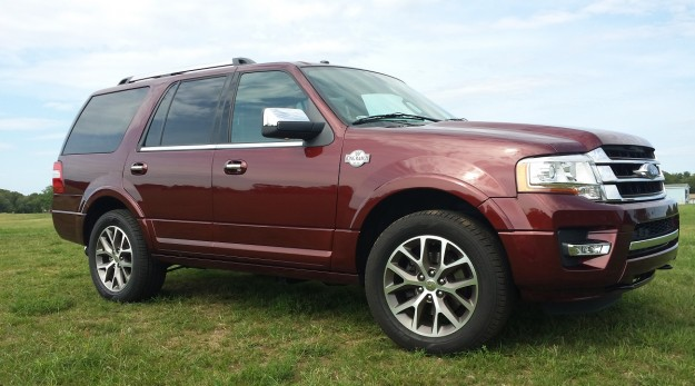 REVIEW: 2015 Ford Expedition King Ranch 4X4 – Big, Tough, Luxury
