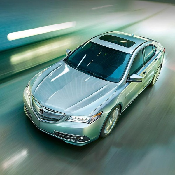 Certified Pre Owned Acura Rdx: REVIEW: 2015 Acura TLX