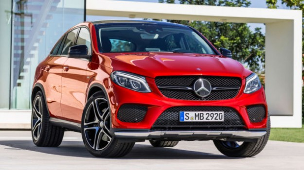 Mercedes-Benz Adds Hybrid to GLC Line
