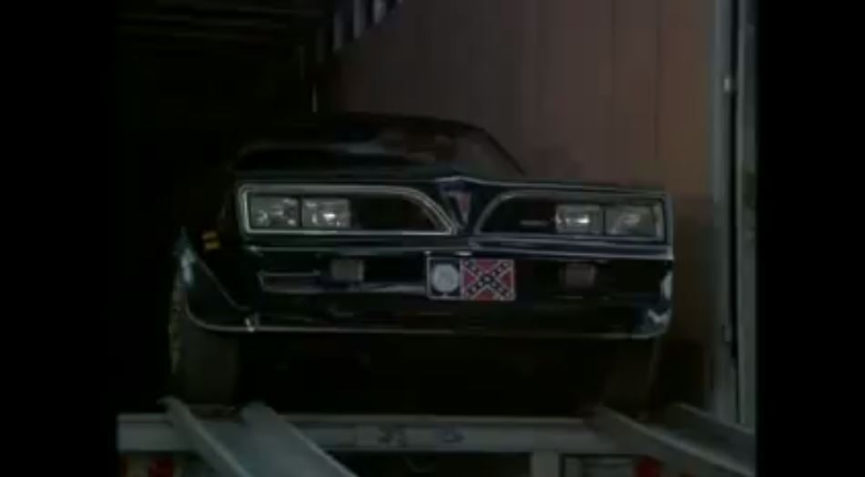 Confederate Flag Smokey and the Bandit