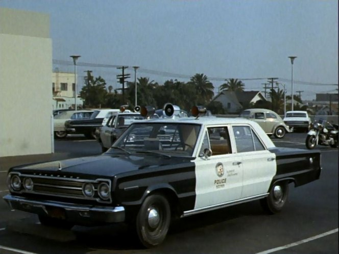 Cop Cars - Adam12 1967 Plymouth Belvedere
