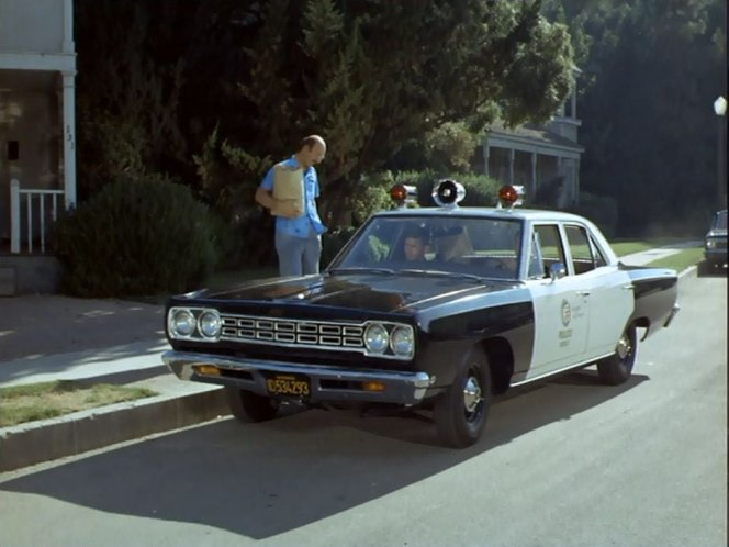 Cop Cars - Adam12 1968 Plymouth Belvedere