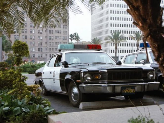 Cop Cars - CHiPs AMC Matador