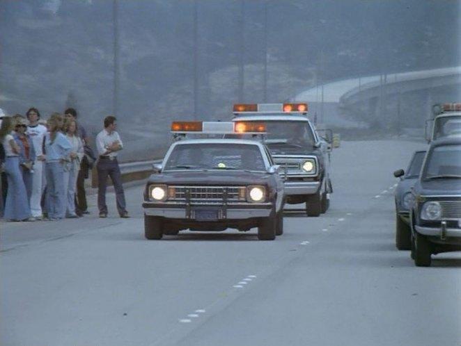 Cop Cars - CHiPs Nova