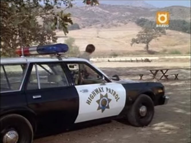 Cop Cars - CHiPs Plymouth Volare