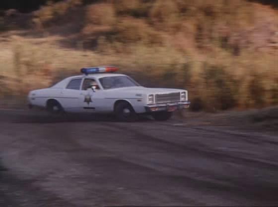 Cop Cars - Dukes of Hazzard Plymouth