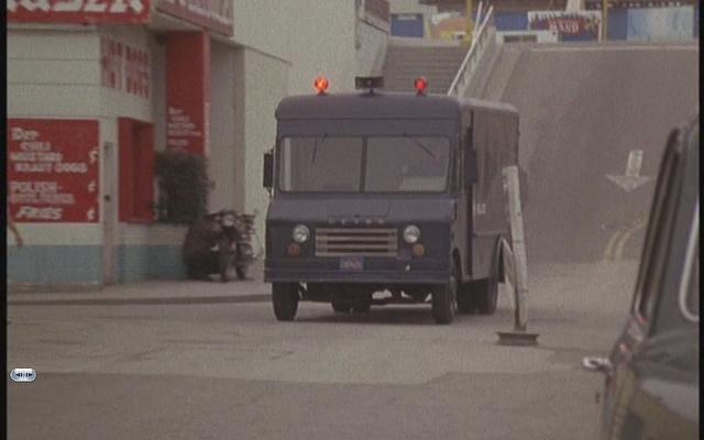 Cop Cars - SWAT Metro Van