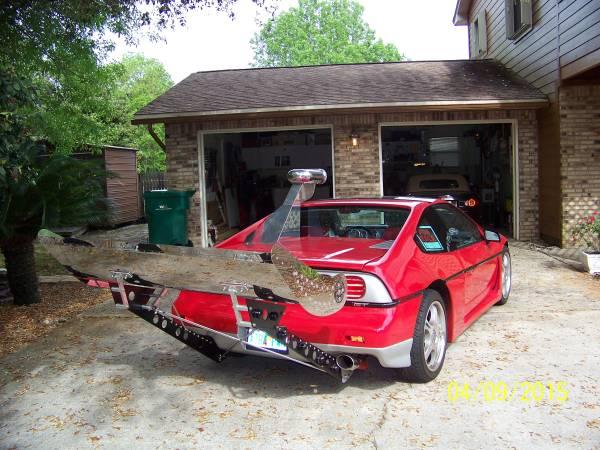 CRAIGSLIST FINDS: 1986 Pontiac Fiero, Northstar V-8 #DatWing | BestRide