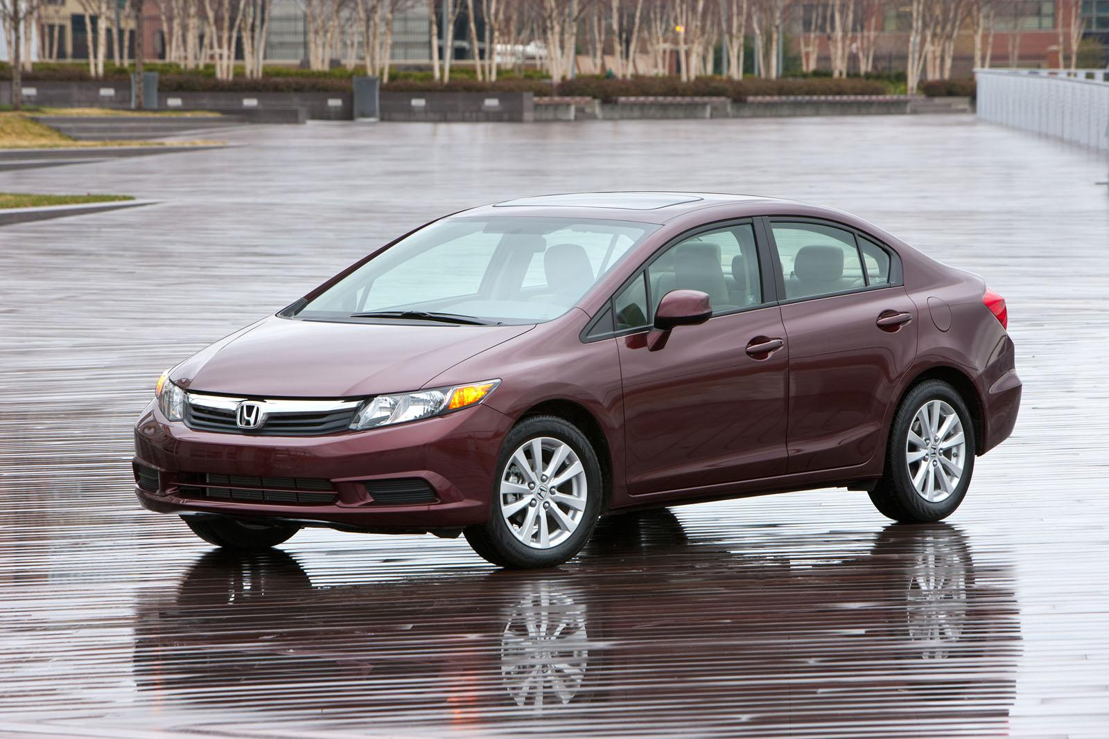 Honda Civic 2012 (US spec)