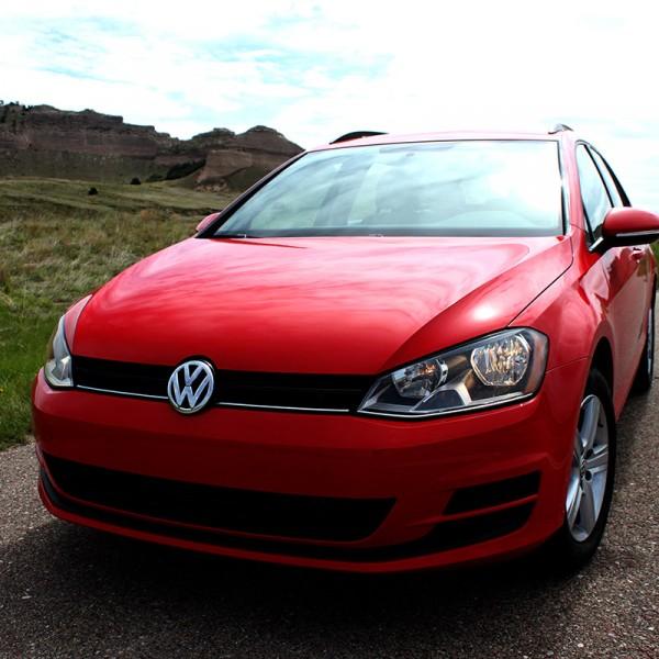 2015 VW Golf SportWagen TDI S